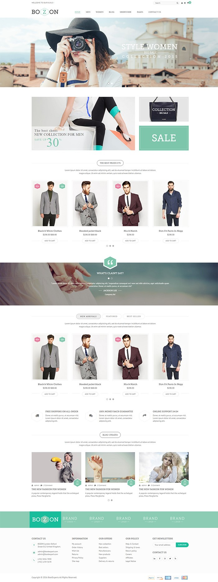 Bozon-full-home-page